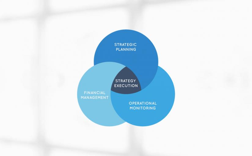 Hoe strategische planning, operationeel management en financiële controle samen zorgen voor resultaat