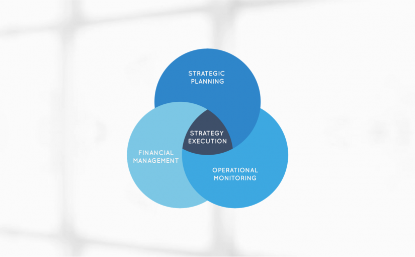 How strategic planning, operational management and financial controlling together deliver results